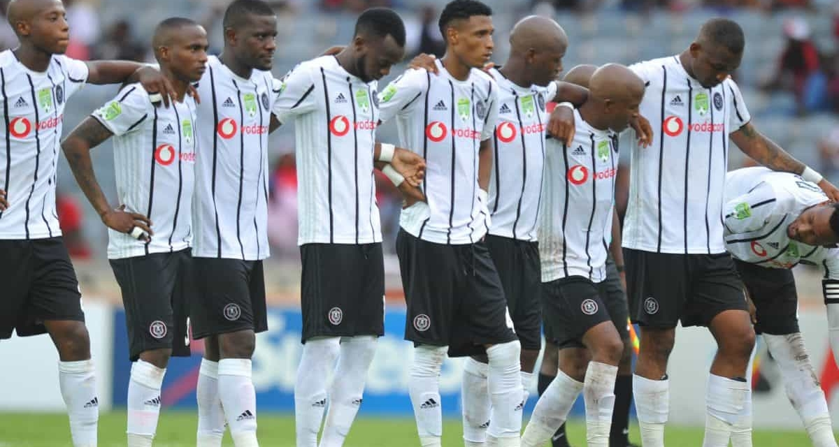 Orlando Pirates star tests positive of coronavirus