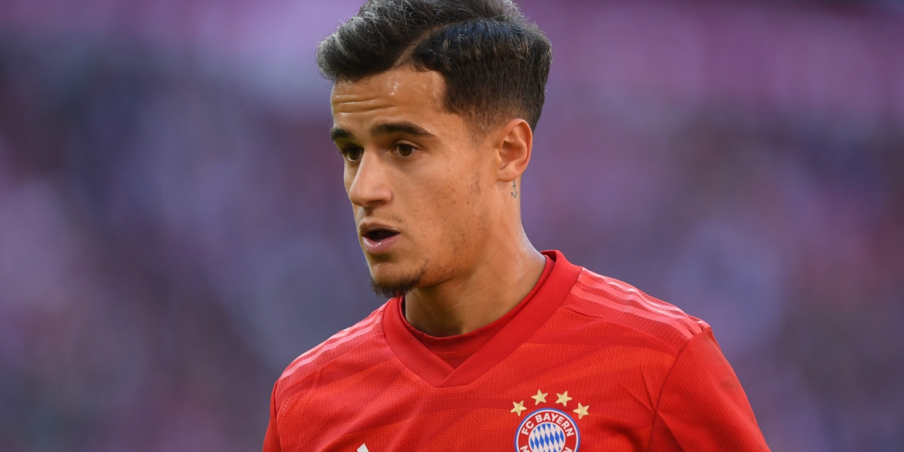 Official: Bayern Munich decide on Coutinho's future