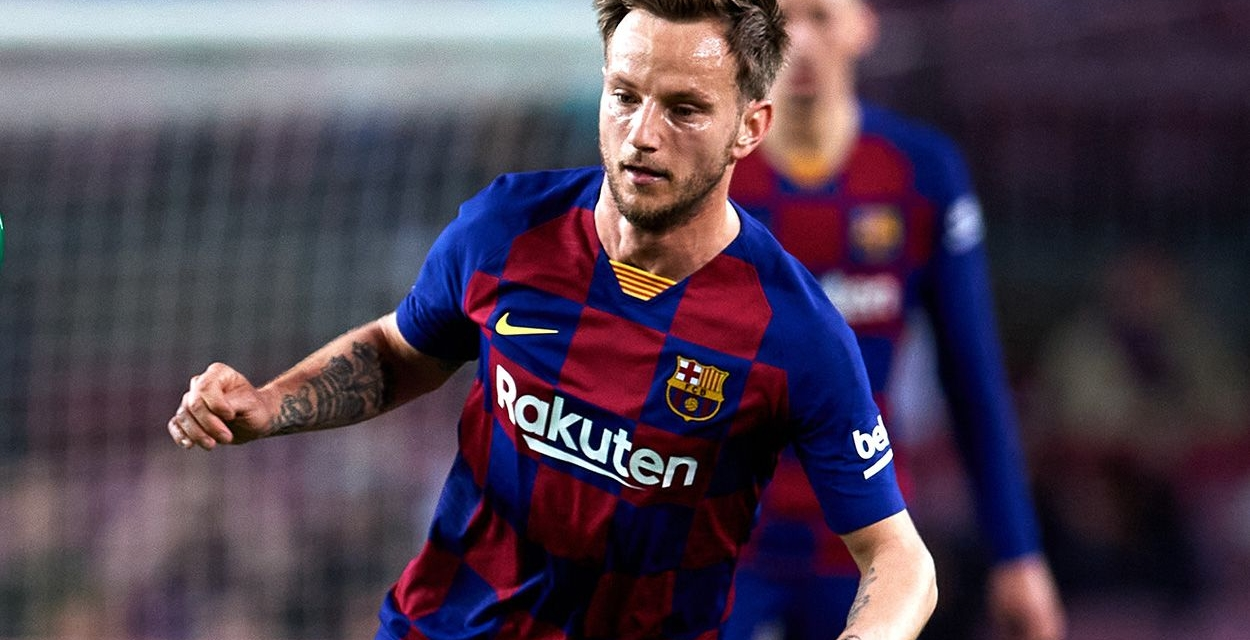 Official: Rakitic leaves Barca to join another La Liga club