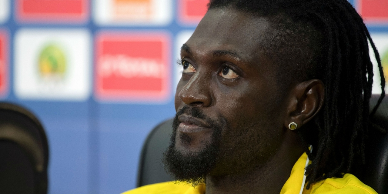 Vocal Adebayor lashes into CAF over Africa Player of the Year awards