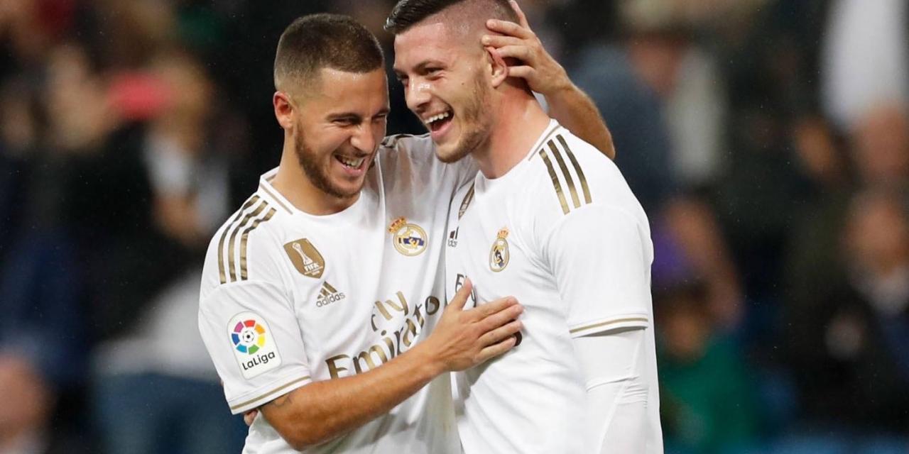 Real Madrid star breaks bone during lockdown