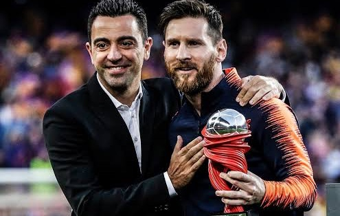 Messi can even play up to 39 years of age: Xavi