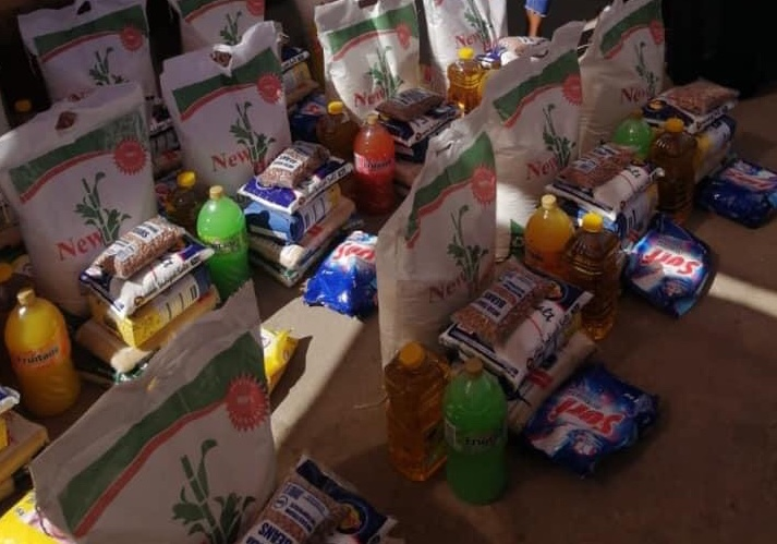High praises for Kadewere for donating to widows in Highfield