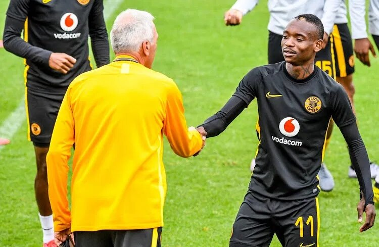 Middendorp comments on Billiat's performance against Chippa