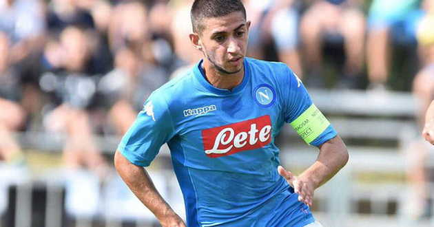 Warriors opponents Algeria get boost after Napoli defender commit to represent them