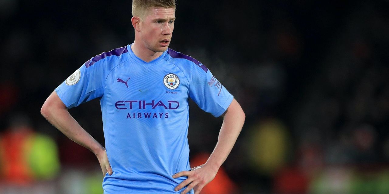 Kevin De Bruyne admits he could leave Man City