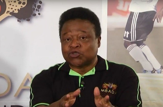 Mabika bemoans the neglecting of football legends in Zimbabwe