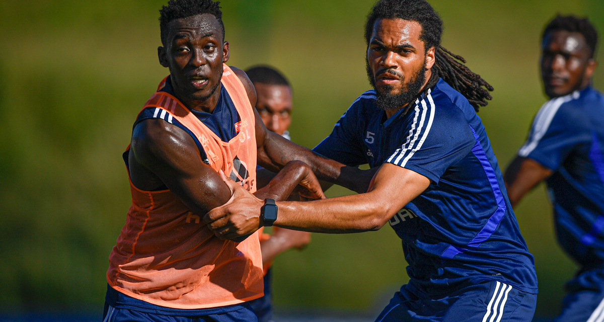 Kadewere's Lyon debut might come earlier than expected