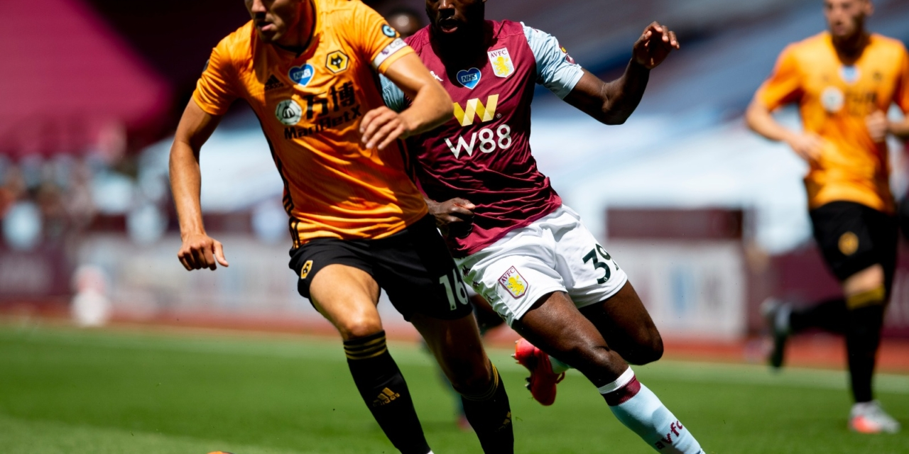 Aston Villa woes mount as they lose to Wolves