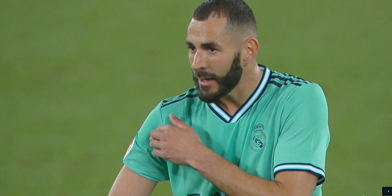 Video: Benzema's 'controversial' goal against Real Sociedad