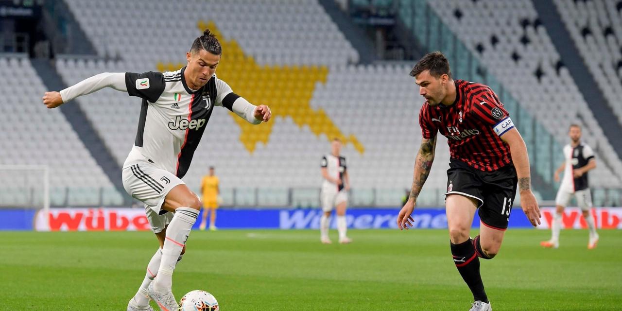 Ronaldo's missed spot kick trivial as Juventus book Copa Italia final sport