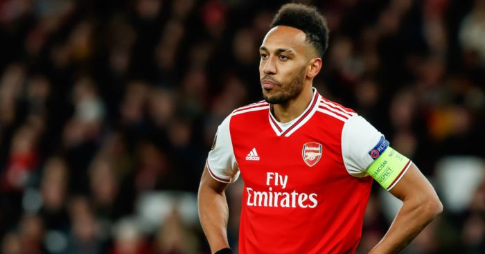 Aubameyang signs new Arsenal contract to end transfer speculaton