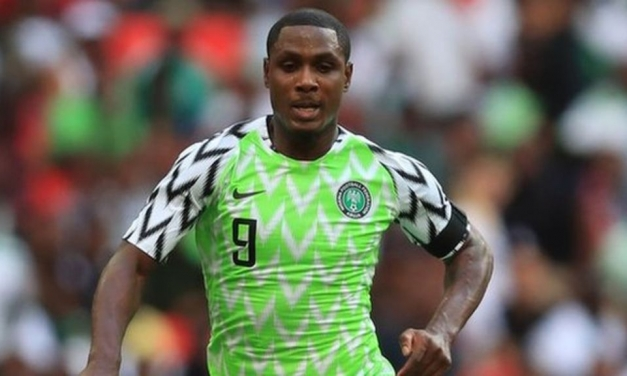 Ighalo considering return to international football