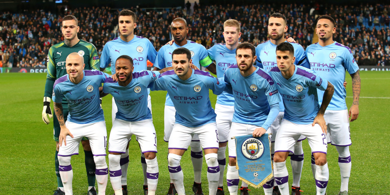 Pic: Manchester City to wear new jersey for Arsernal game