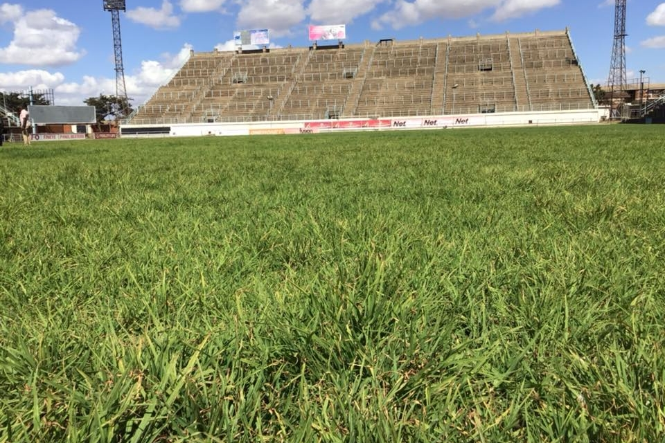 Pics: HCC provides update on Rufaro Stadium renovations