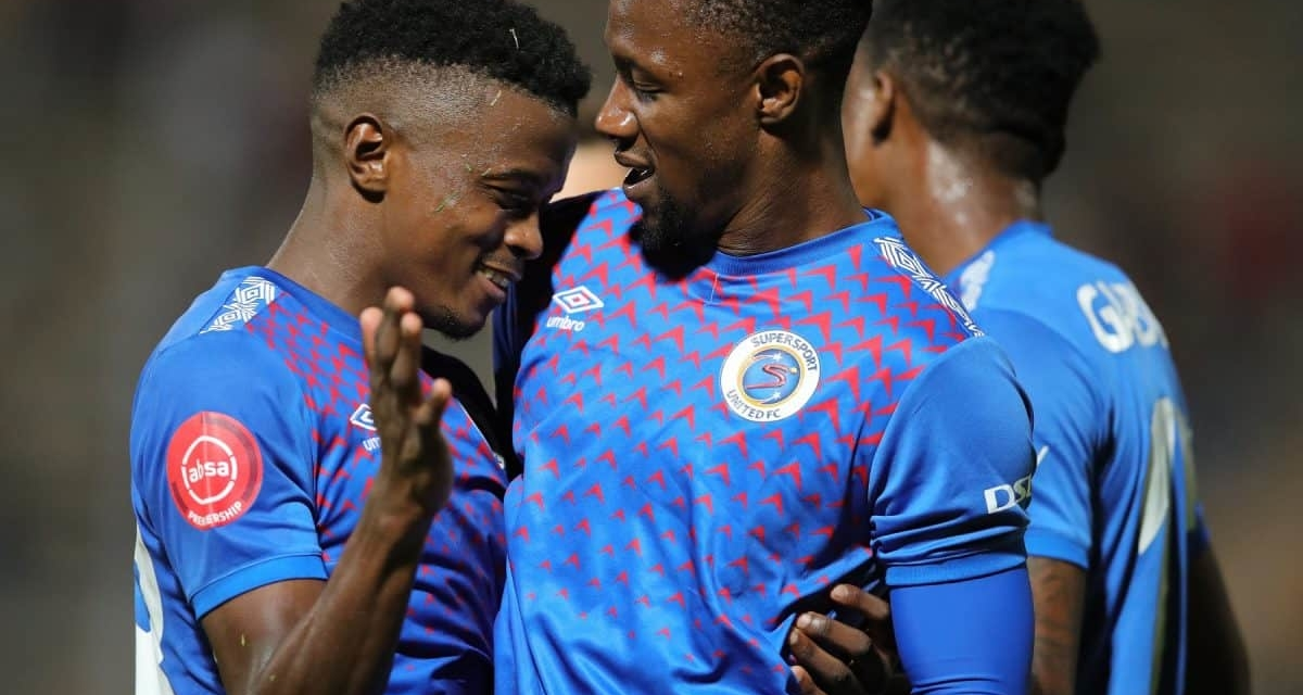 SuperSport United boss concedes league title aspirations