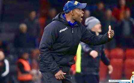 Nigerian coach makes history, becomes first African manager to lead a European team to a league title