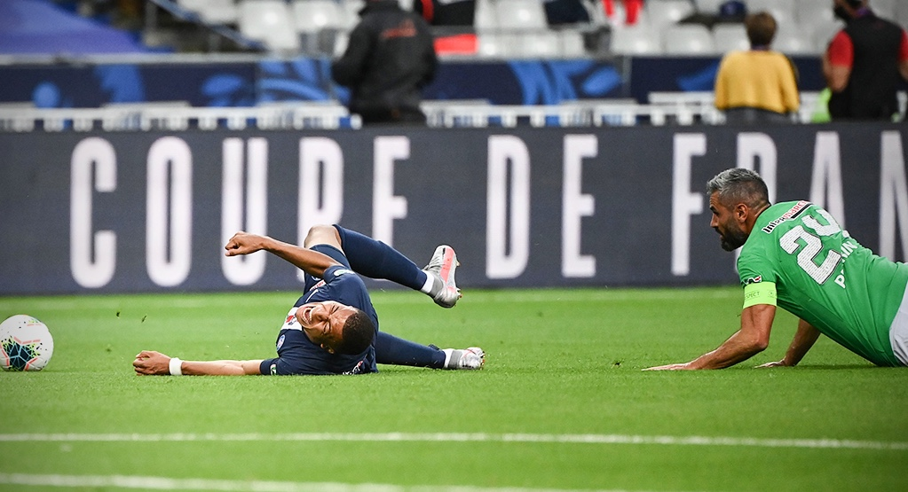 PSG sweating over Mbappe's fitness as Champions League looms