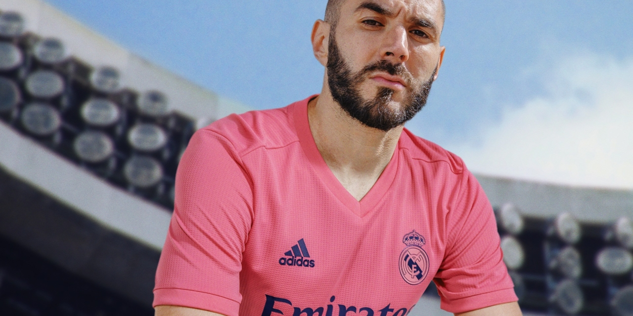 Gallery: Real Madrid 2020/21 home and away kits