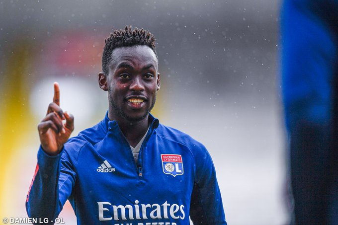 Kadewere's first competitive Lyon appearance on the cards