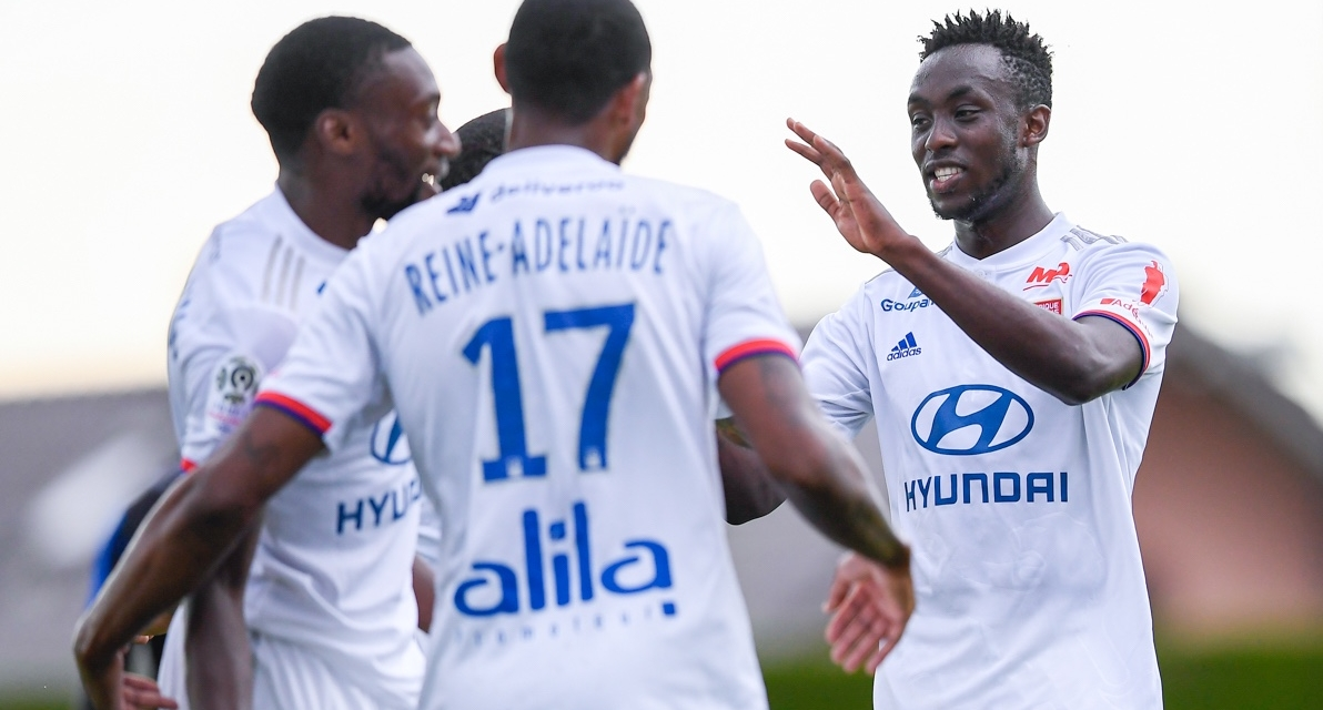 Tino delighted with scintillating Lyon start