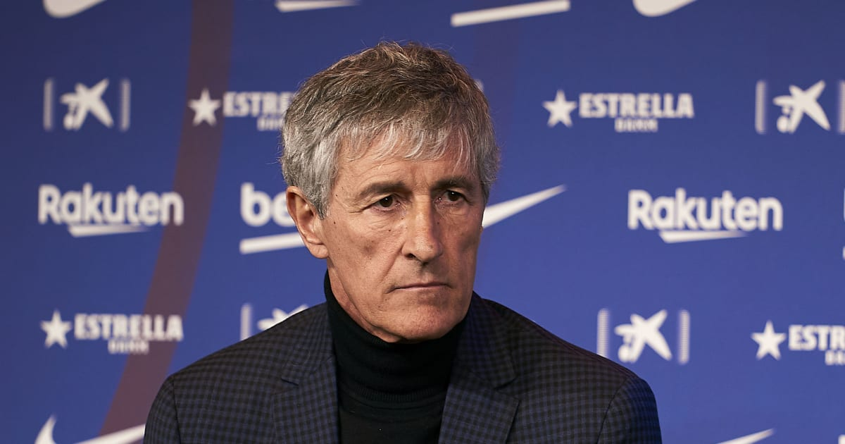 Barcelona can win the Champions League: Setien