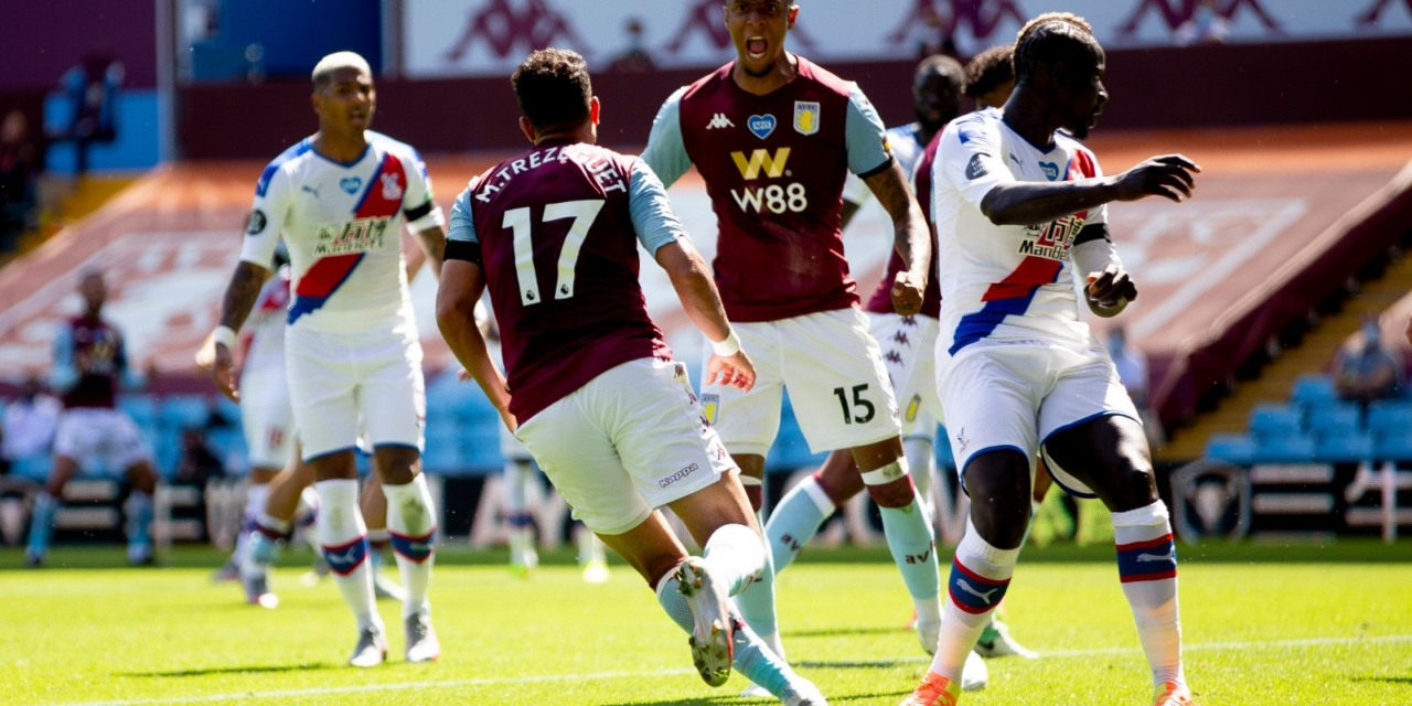 What the relegation battle picture looks like after Villa's win over Palace