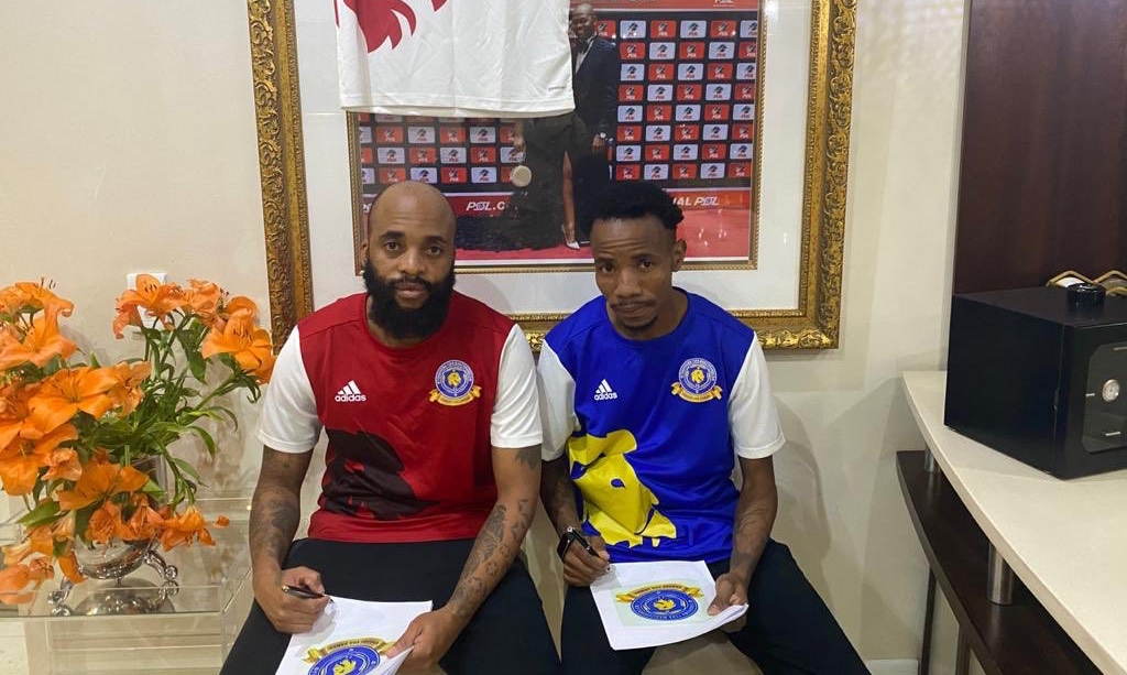 Oupa Manyisa finds new home after Sundowns departure
