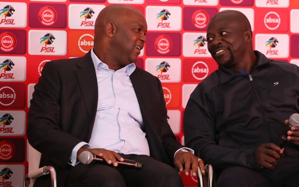 Kaitano Tembo reveals an incident when Bruce Grobbelaar made Pitso Mosimane cry at a training session