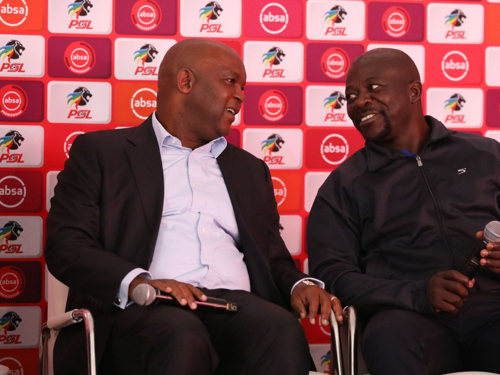 Kaitano Tembo reveals an incident when Bruce Grobbelaar made Pitso Mosimane cry at a training session - soccer24.co.zw