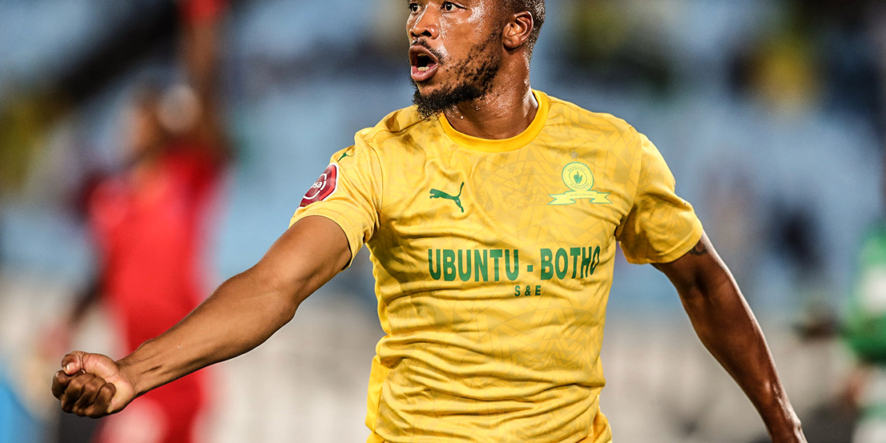 Sundowns tie-down senior player with long term contract