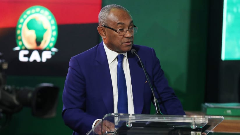 CAF confirms Ahmad reinstatement, speaks on his eligibility in presidential polls