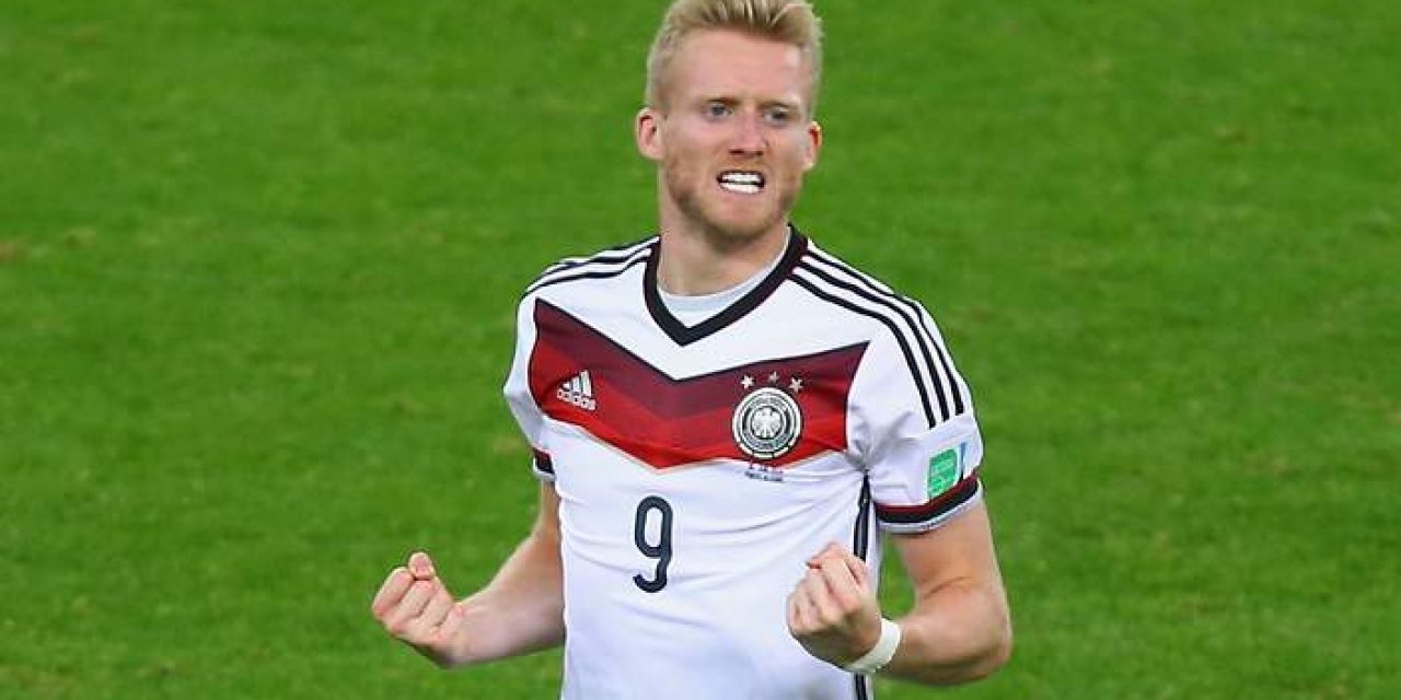 World Cup winner Andre Schurrle retires at 29