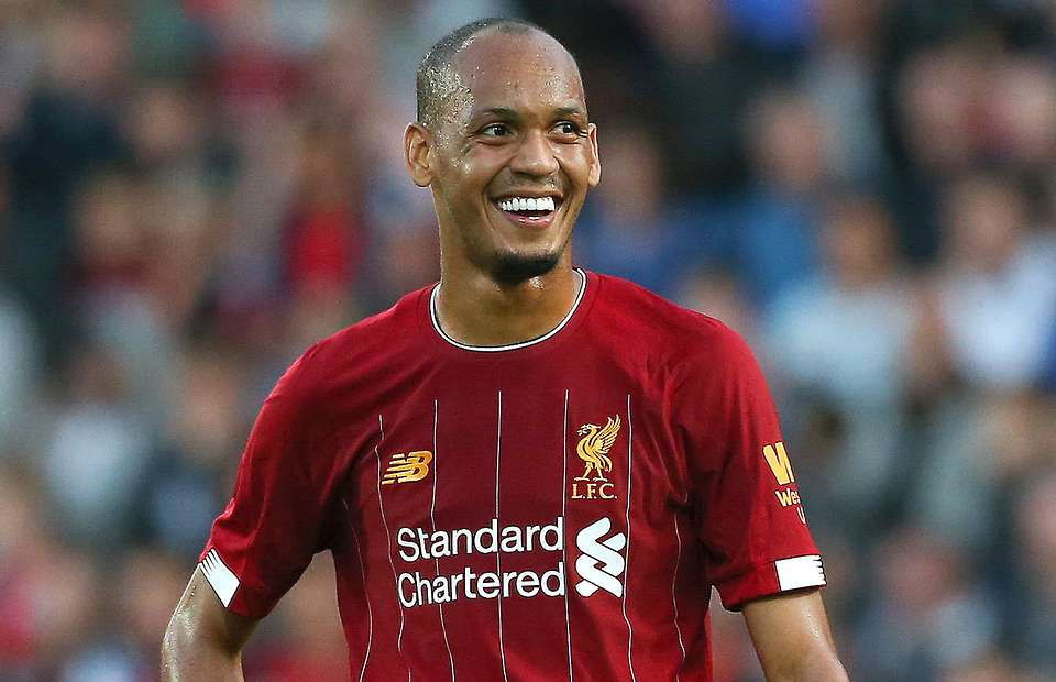 Fabinho's house robbed as he celebrated Liverpool's title triumph