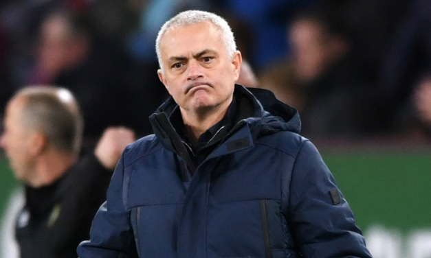 Mourinho takes another dig at Klopp