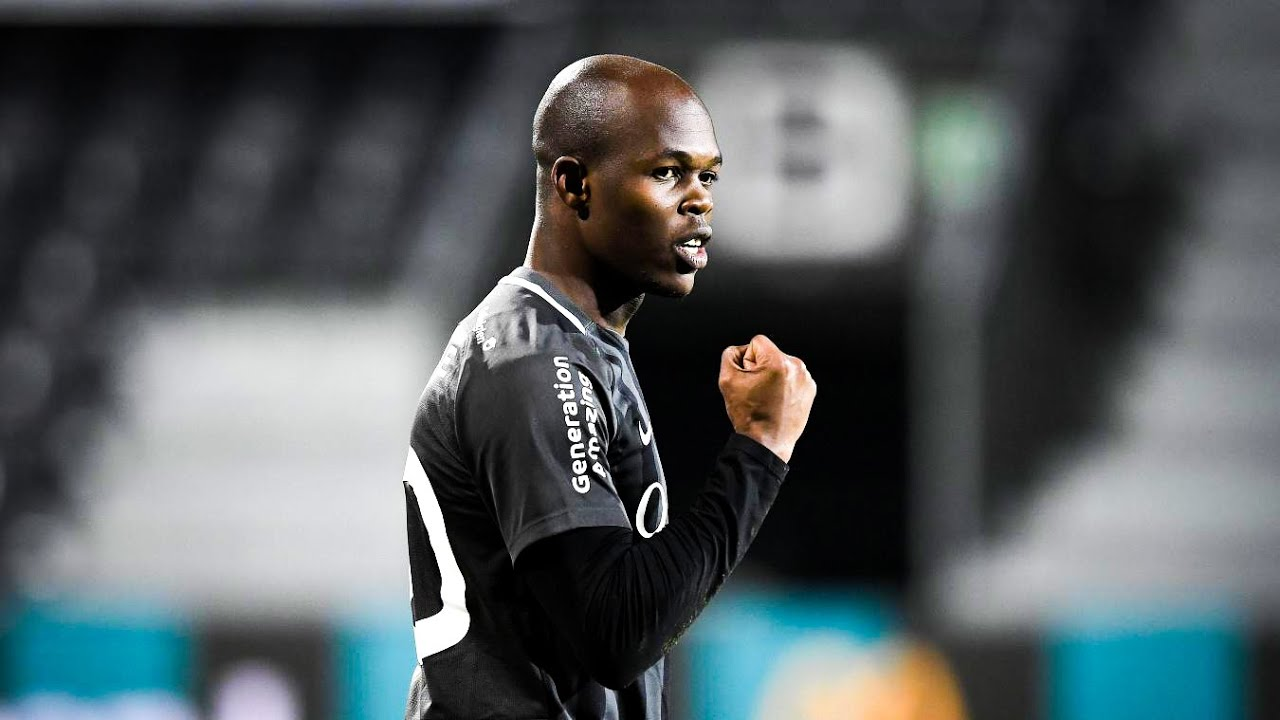 Musona played in 'unfamiliar' position in Eupen's draw - soccer24.co.zw