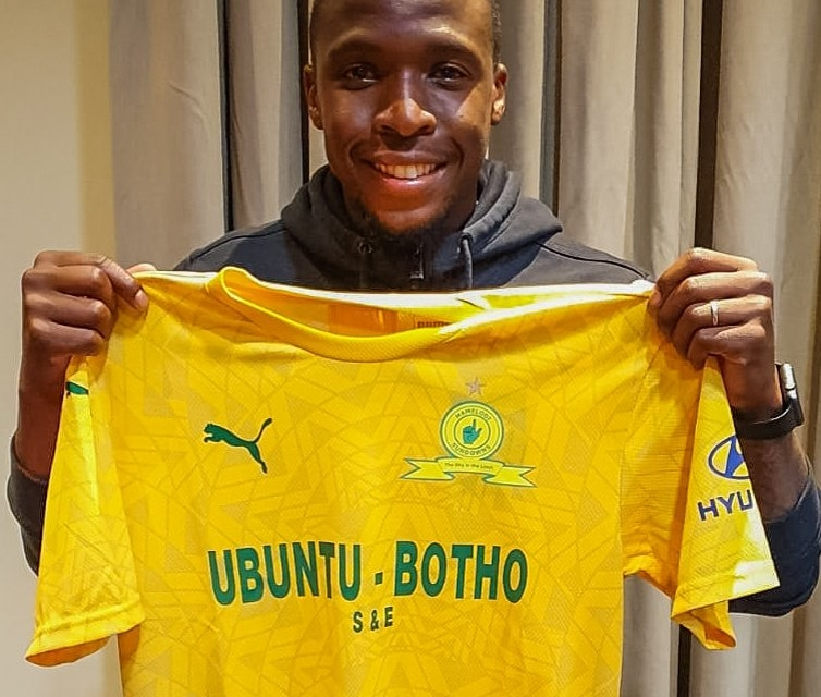 Mamelodi Sundowns confirm first arrival