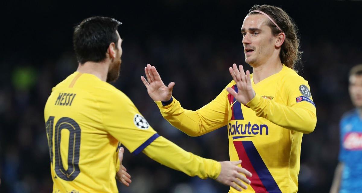 Barca coach responds to Messi exit talks, explains Griezmann snub