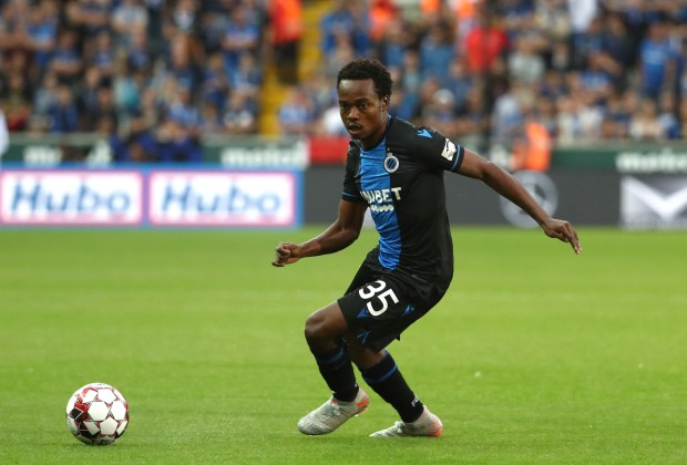 Percy linked with new club after Club Brugge exit