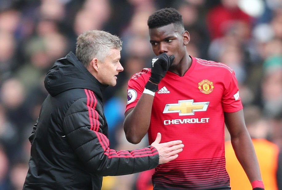 JUST IN: Pogba's agent drops huge bombshell on Man United future