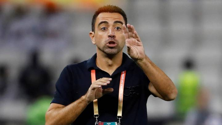 Xavi tests positive for Covid-19