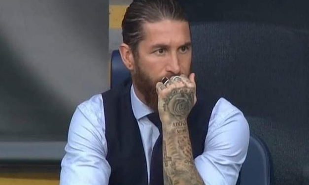 Ramos reacts to Real Madrid Champions League elimination