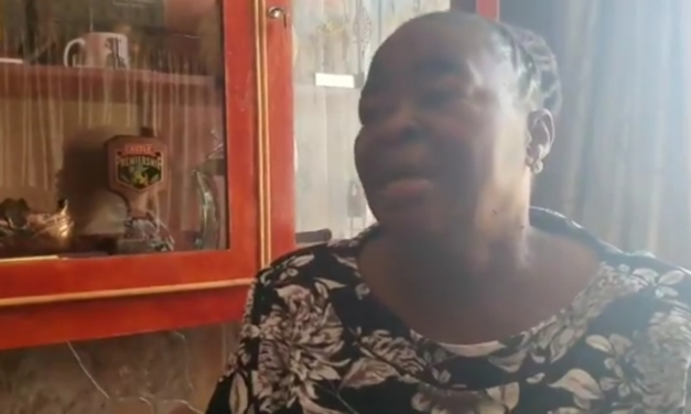 Lesley Manyathela's mother pays touching tribute to her son 17 years after his tragic death