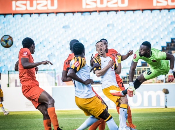 Katsande inspires Kaizer Chiefs to dramatic come from behind win over City