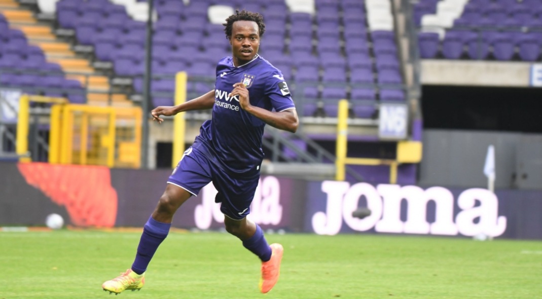 Percy Tau to the rescue as Anderlecht share spoils with Oostende