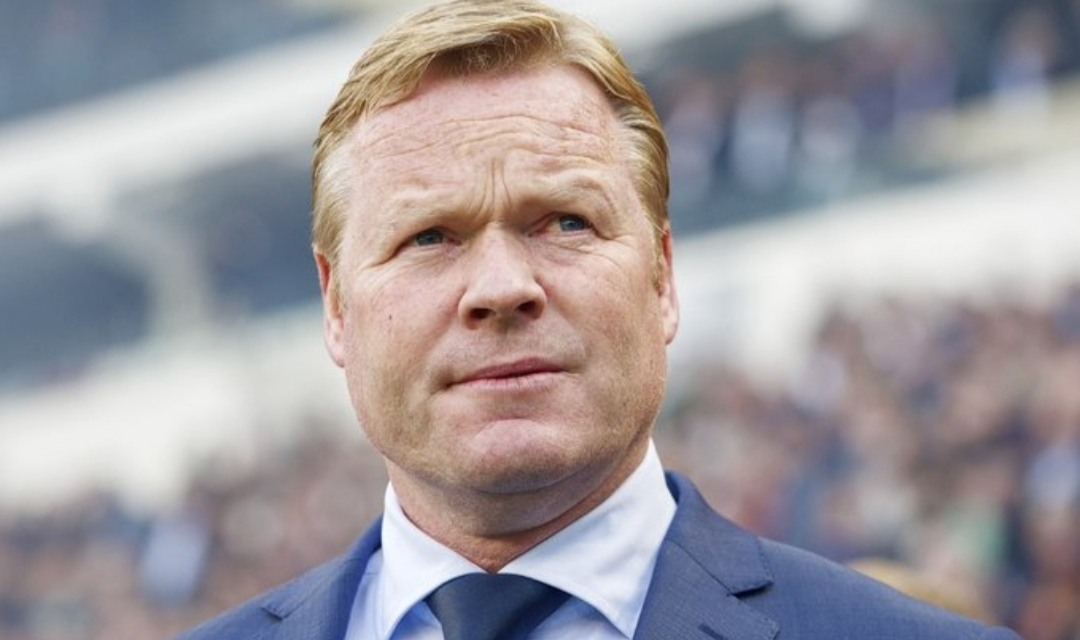 Ronald Koeman poised to take over at Barcelona