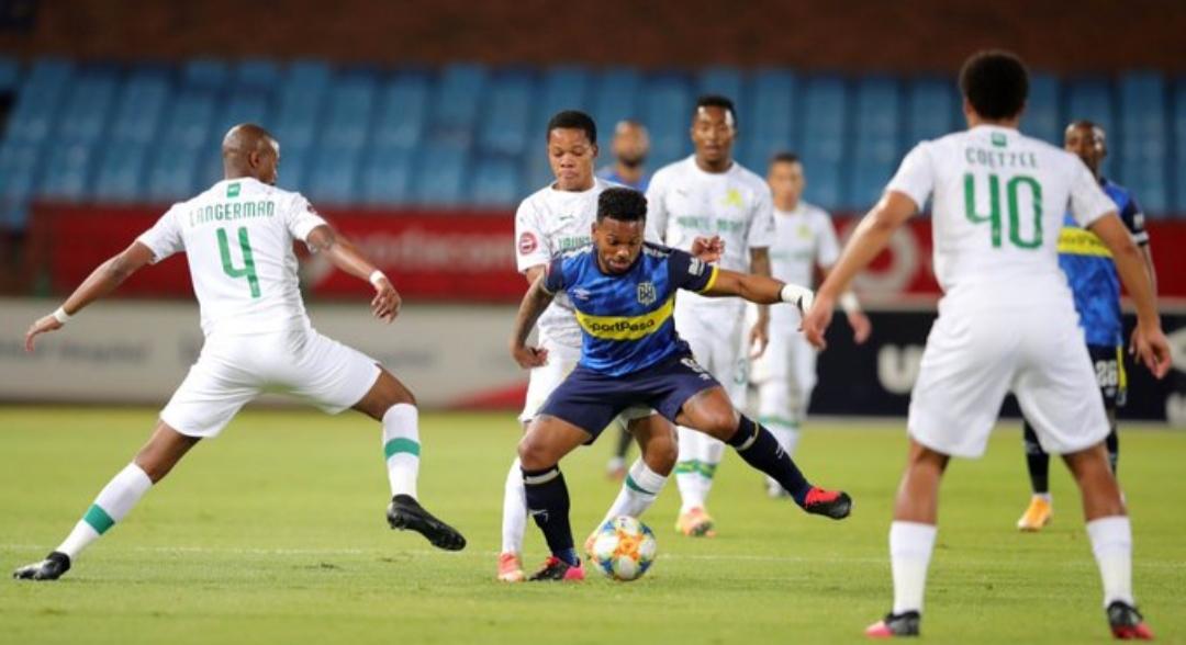 Advantage Chiefs as Cape Town City stun Sundowns