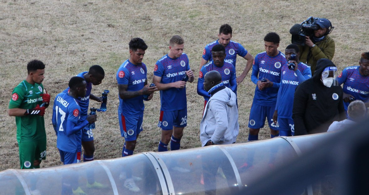 Tembo's SuperSport United overcome Polokwane City