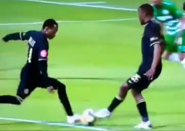 Billiat and Parker free-kick fiasco: 'Sabotage' theories propounded