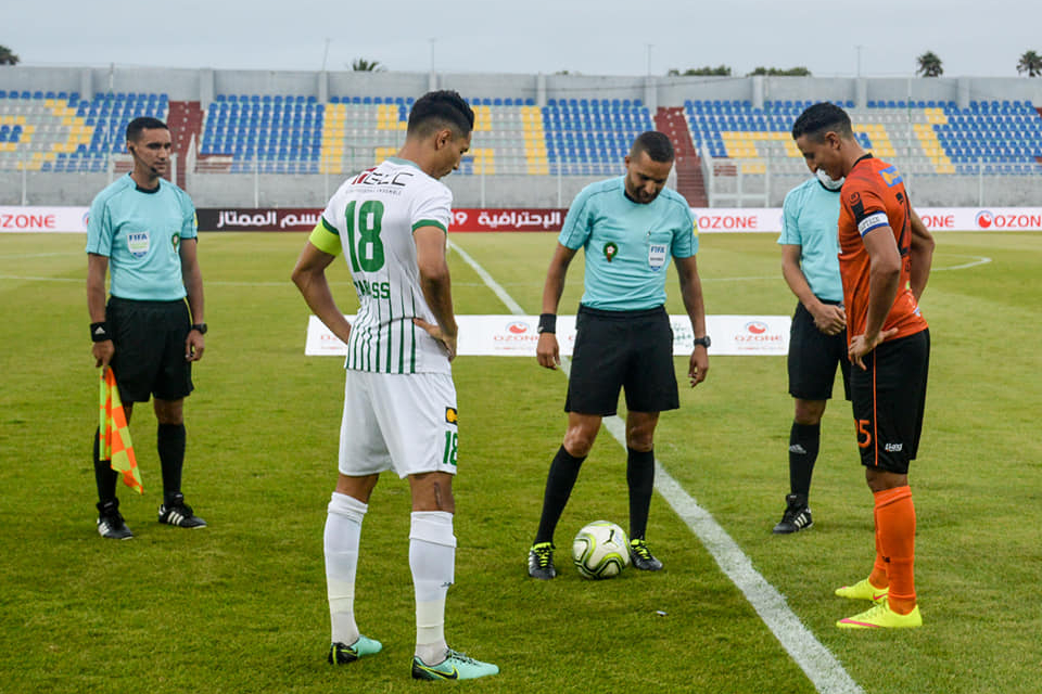 Focus on Morocco's Botola-Pro as football returns in Africa